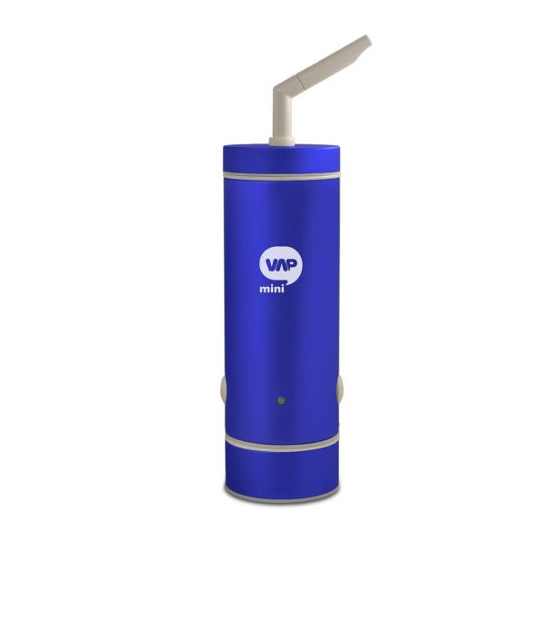 MiniVAP single vaporizer - limited edition blue
