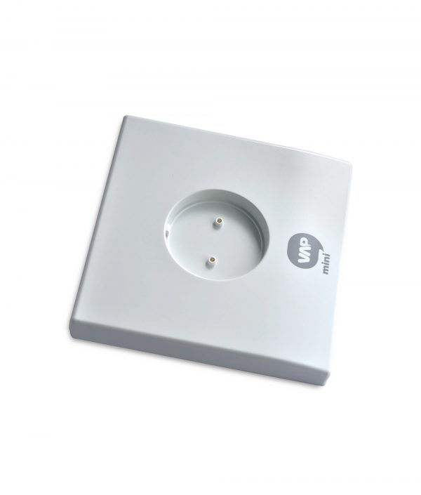 MiniVAP charging base, black and white