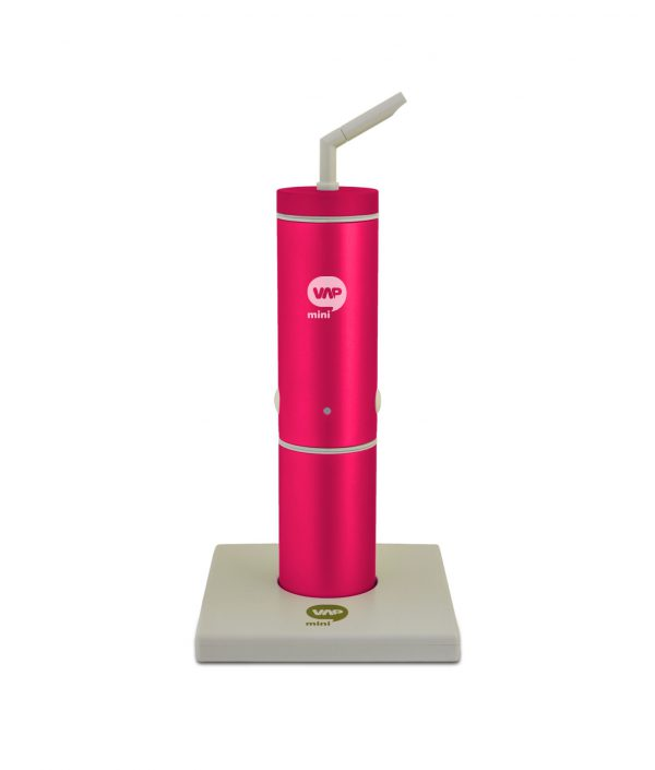 MV portable vaporizer - limited edition fucsia