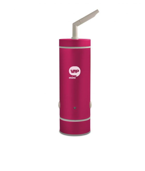 MiniVAP single vaporizer - limited edition fucsia