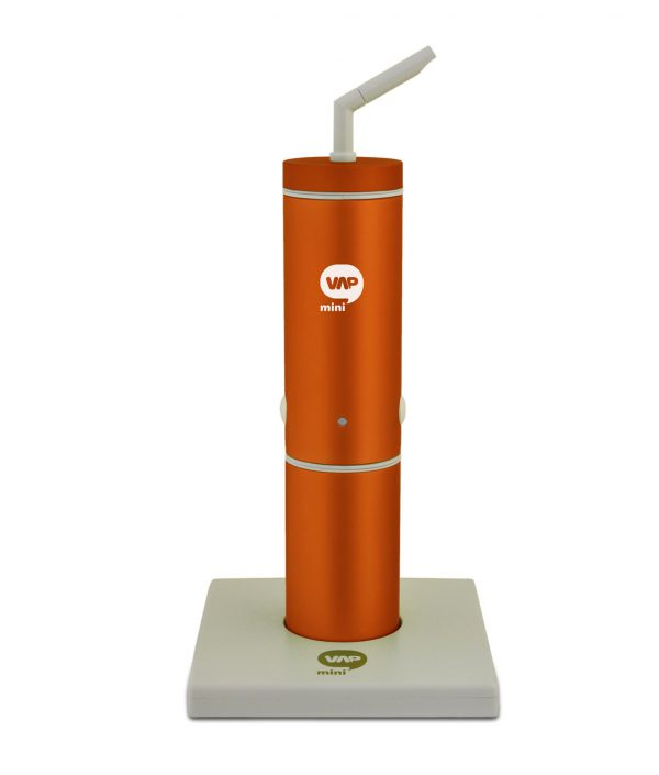 MV portabla vaporizer - limited edition orange