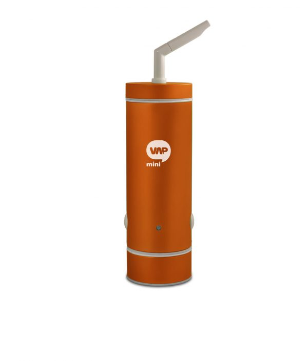 MiniVAP single vaporizer - limited edition orange