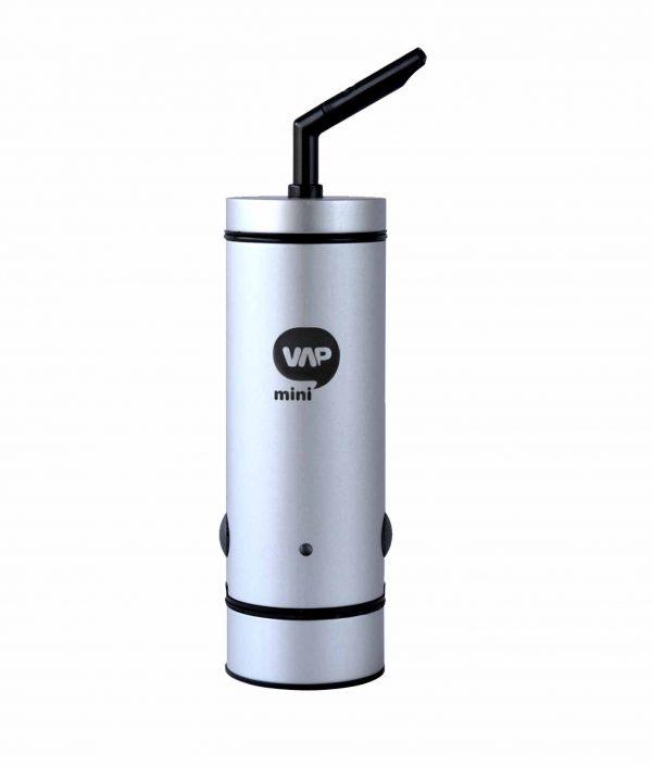MiniVAP single vaporizer - silver colour