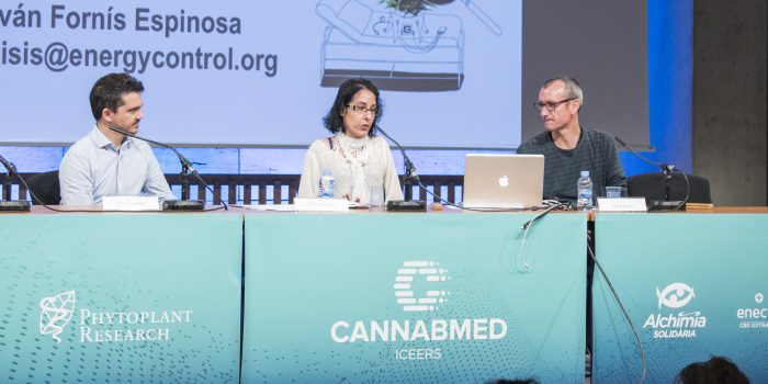 MiniVAP en Congreso CANNABMED 2018