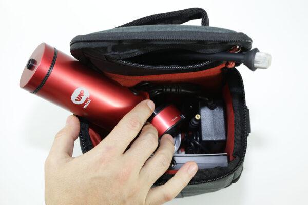 MiniVAP Vaporizer - Limited Editions - Crimpson and Era Bag